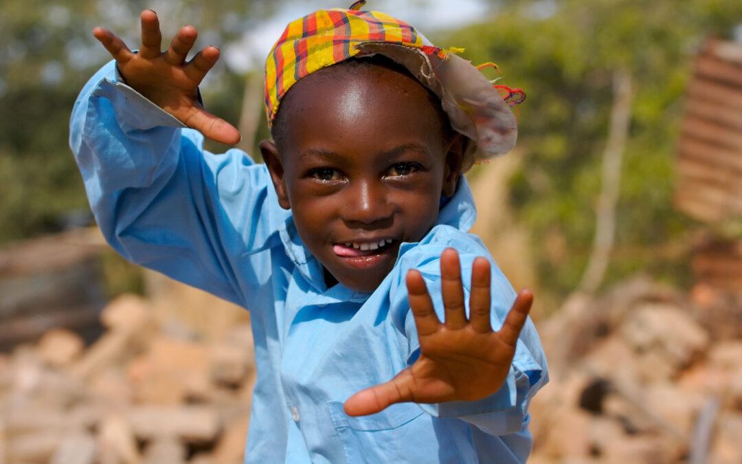Young Kenyan